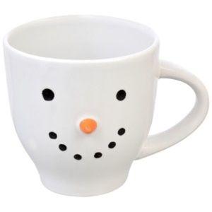 20 oz. Snowman Mug
